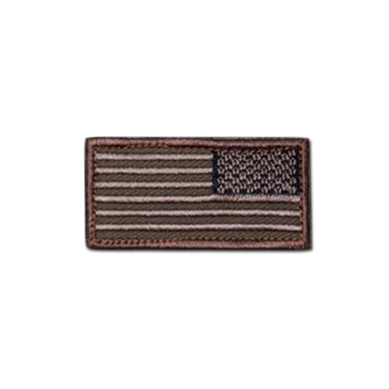 MilSpecMonkey Patch U.S. Flag Mini Rev forest