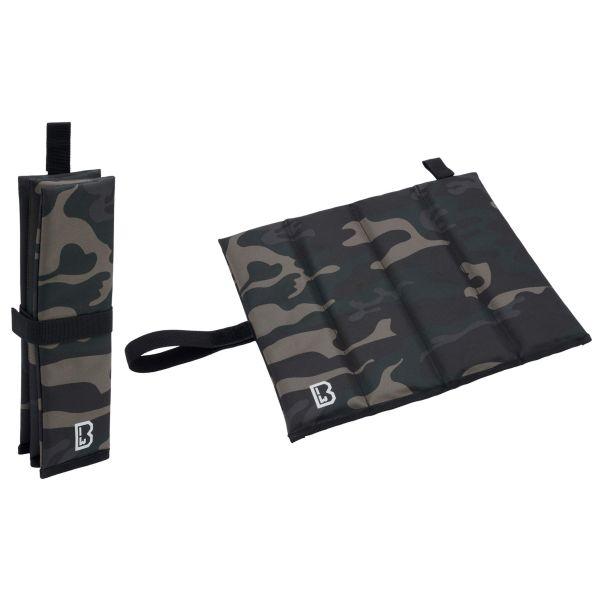 Brandit Sit Mat Folded darkcamo