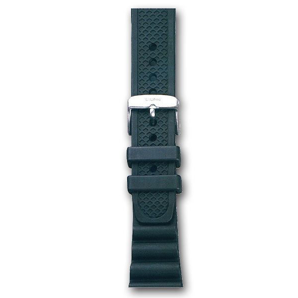 Watchband Traser, rubber