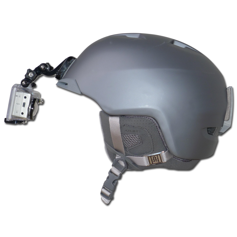 GoPro Helmet Mount Front Side