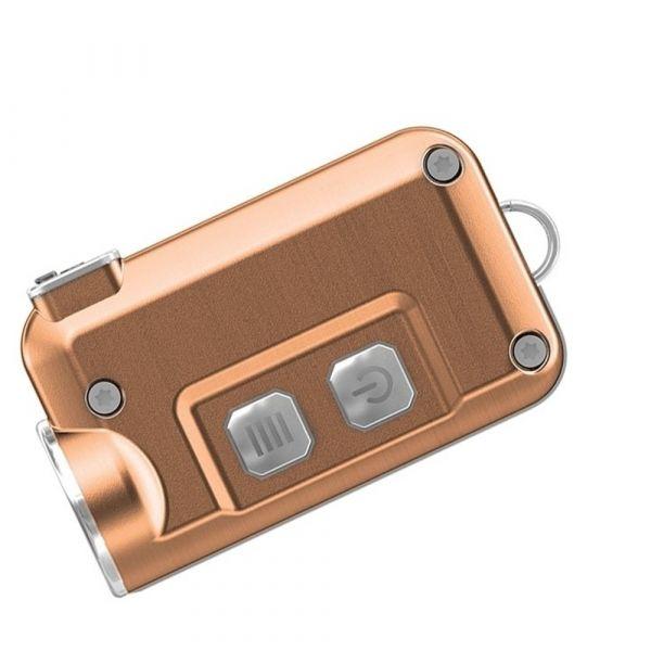 Nitecore Key Chain Lamp TINI Copper