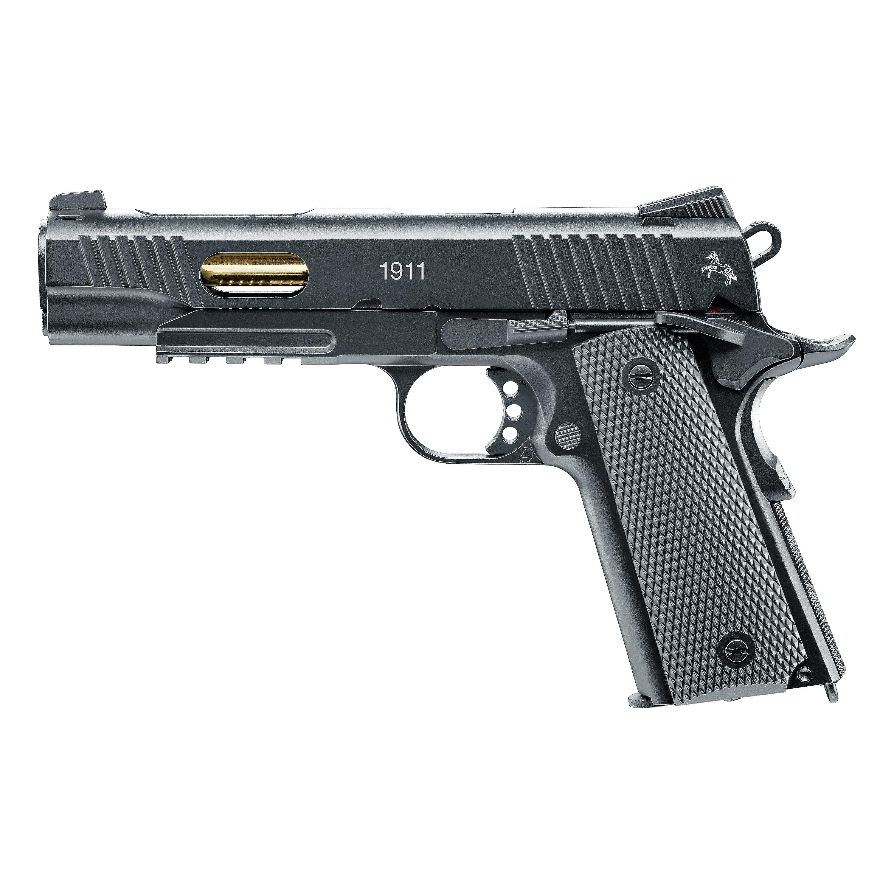 Colt Co2 Pistol 1911 Custom 4.5 mm