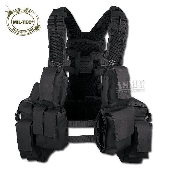 Commando RSA Vest black