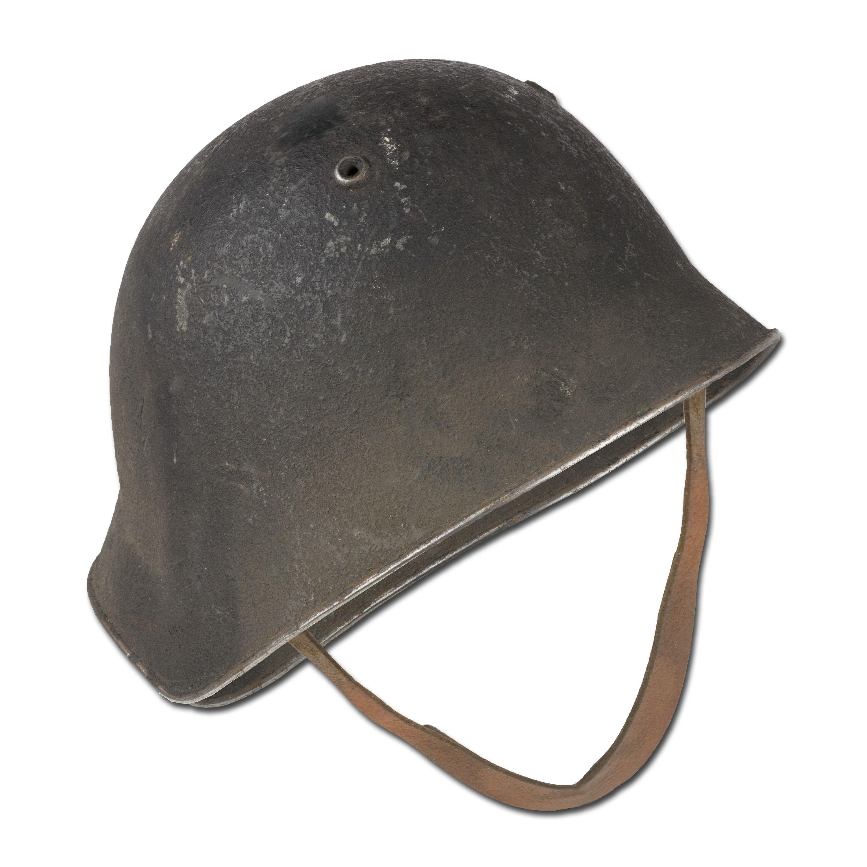 Swiss Steel Helmet M-18 Used
