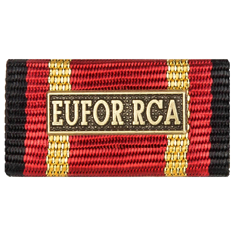Service Ribbon Deployment Operation EUFOR RCA bronze