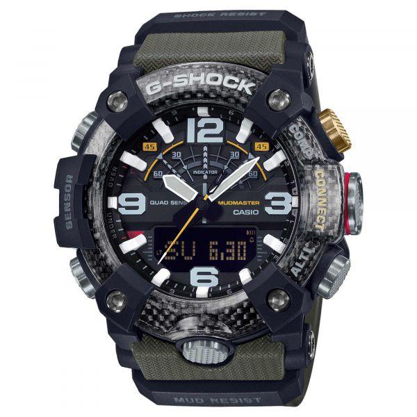 Casio Watch G-Shock Mudmaster GG-B100-1A3ER black/olive