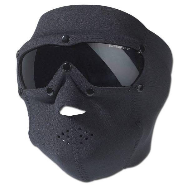 Swiss Eye Neoprene Face Protection Mask Pro black