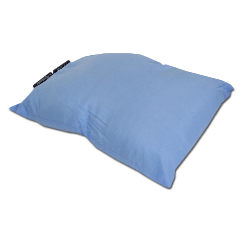 Highlander Pillow light blue