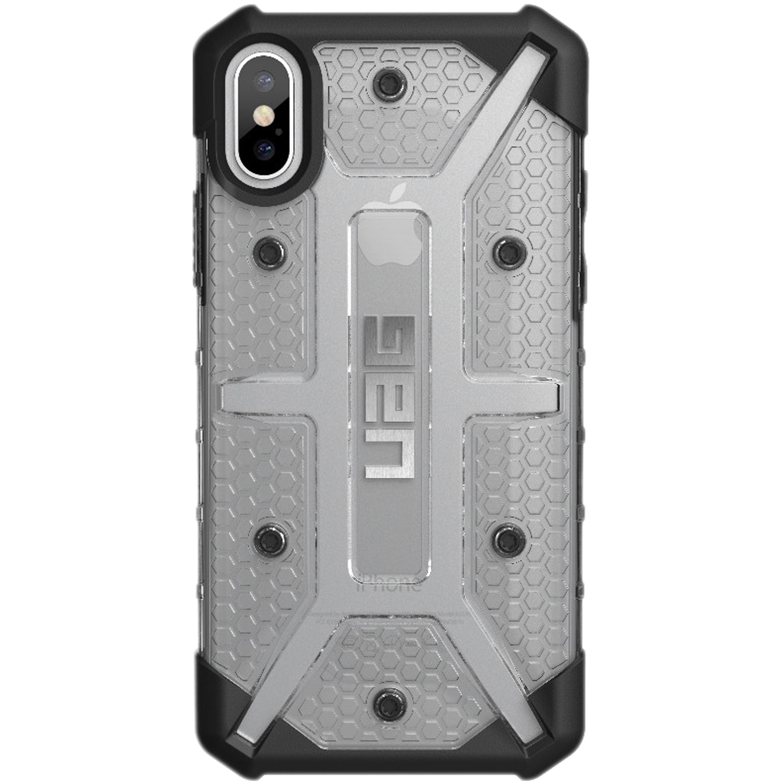UAG Case Apple iPhone X Plasma white transparent