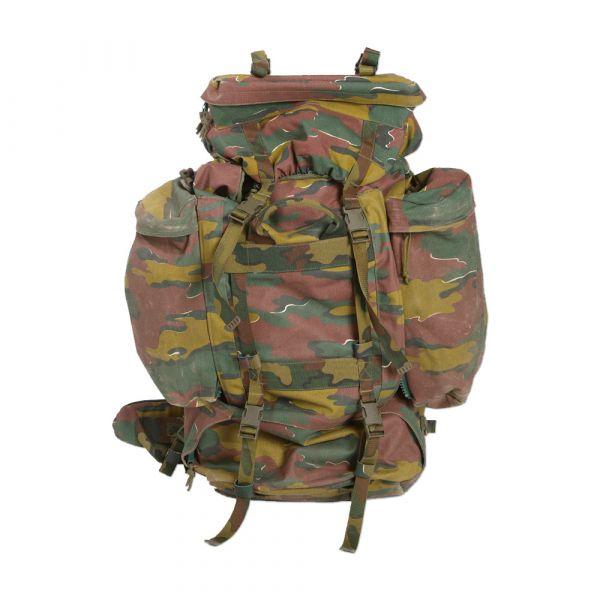 Belgian Backpack M97 camo used