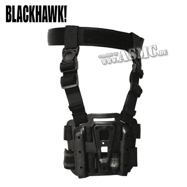 Blackhawk CQC Tactical Holster Platform black