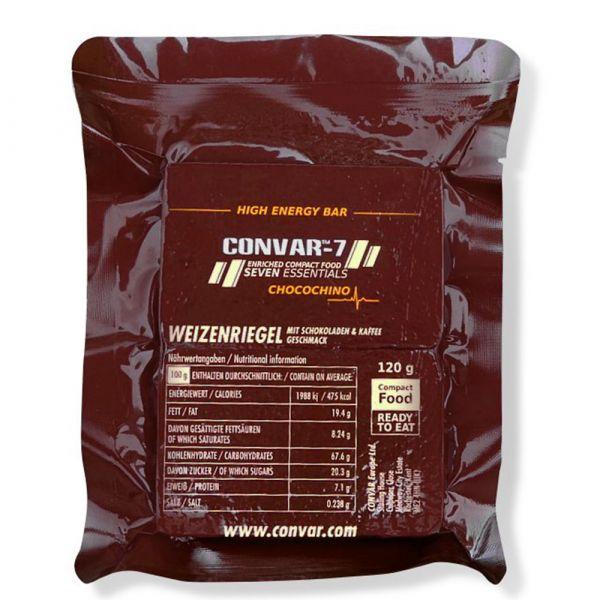 Convar-7 High Energy Bar Chocochino