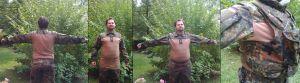 Combat Shirt LK flecktarn