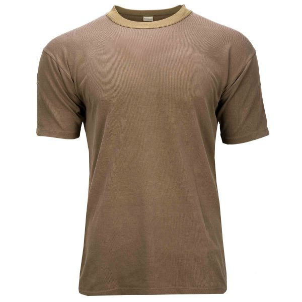 German BW Tropical T-Shirt w/o Velcro Like New beige