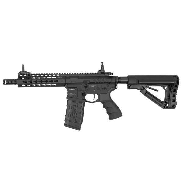 G&G Airsoft Rifle GC16 E.T.U. SR CQB 0.5 Joule AEG black