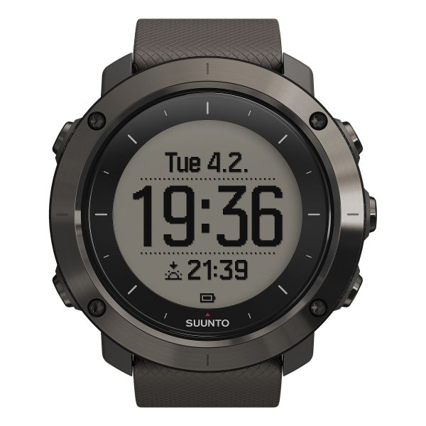 Suunto Watch Traverse graphite