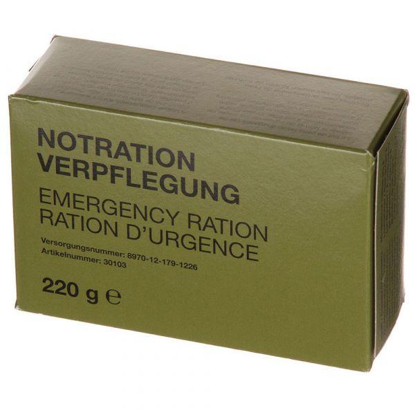 BW Emergency Ration