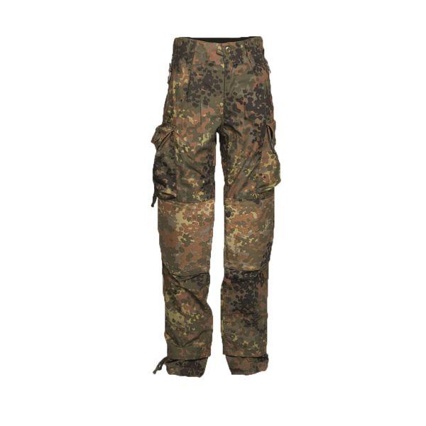 Commando Pants Teesar Gen II flecktarn
