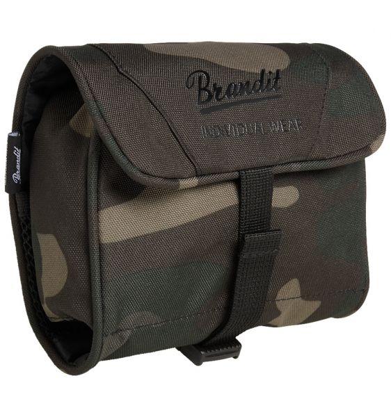 Brandit Toiletry Bag Medium darkcamo