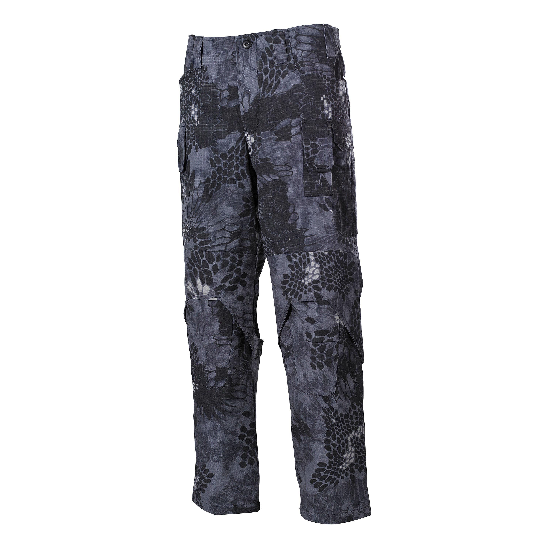 MFH Combat Pants Mission snake black