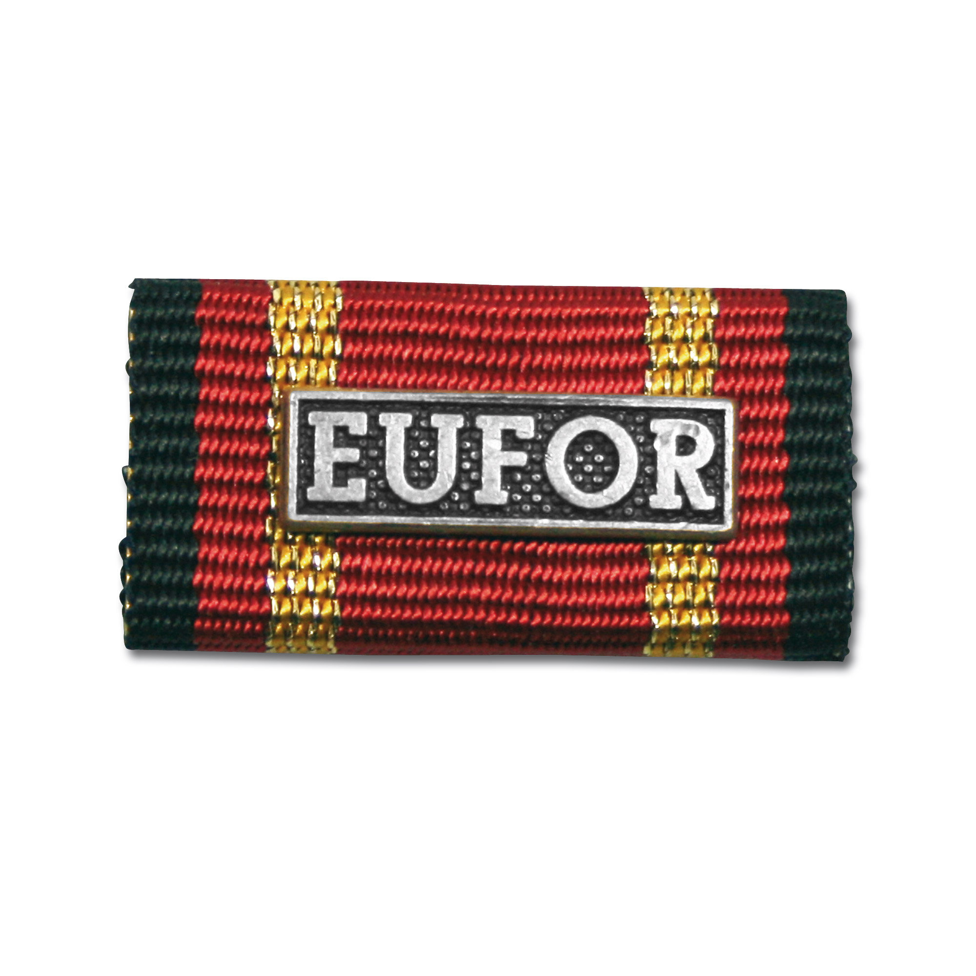 Service Ribbon Deployment Operation EUFOR silver