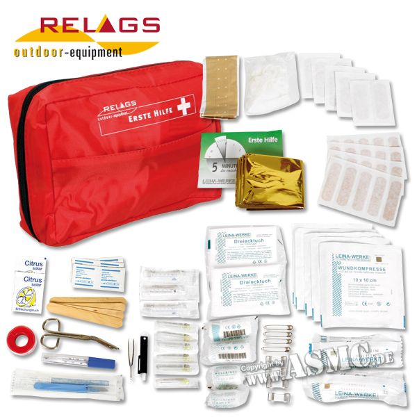 Ralags First-Aid Travel Kit