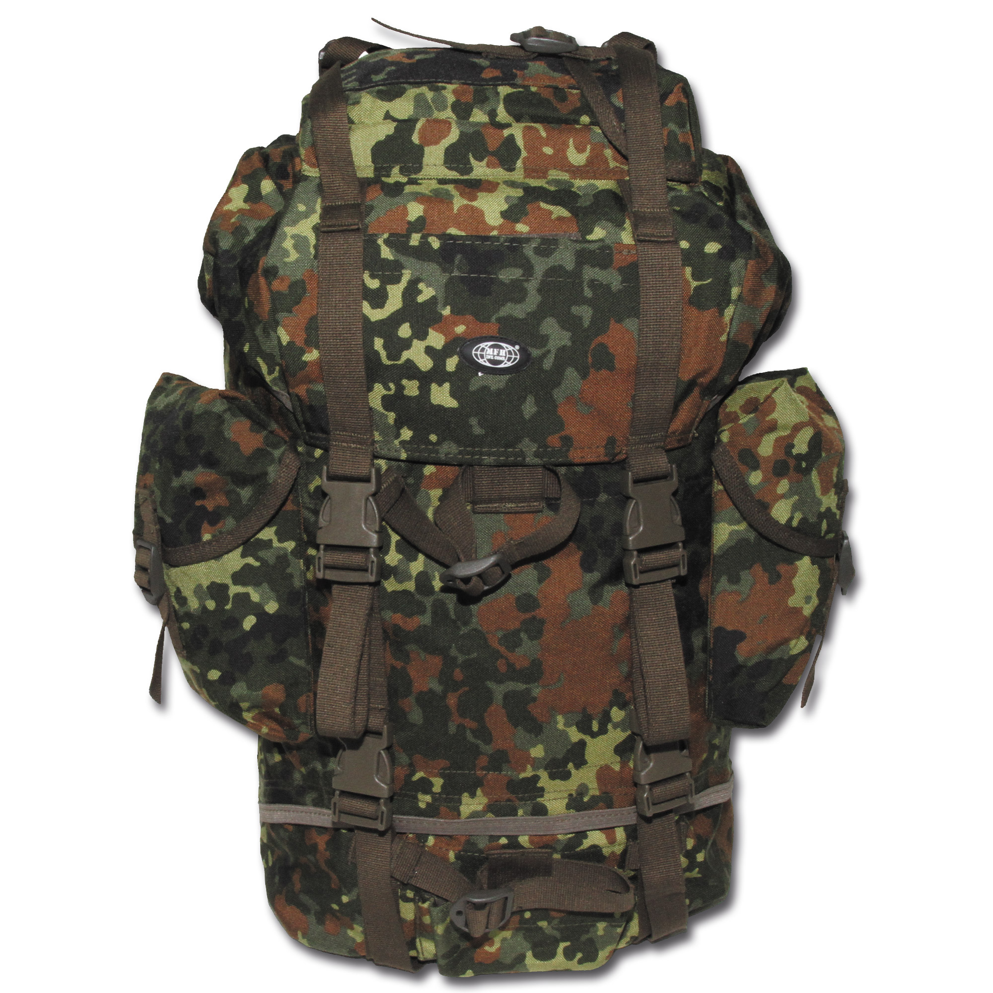 BW Backpack Cordura flecktarn 25 l
