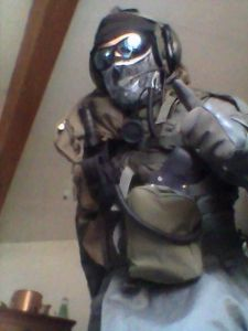 Ghost MW2 airsoft