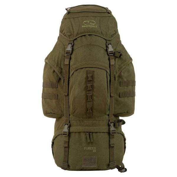 Backpack Pro Force New Forces 66 L olive green