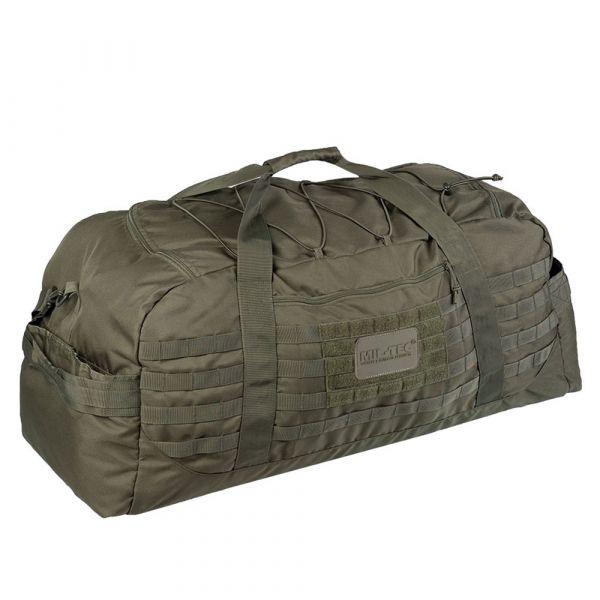 Mil-Tec Flight Bag Combat LG olive