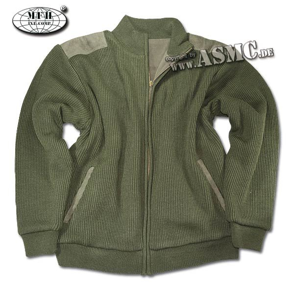 Hunter Reversible Jacket olive