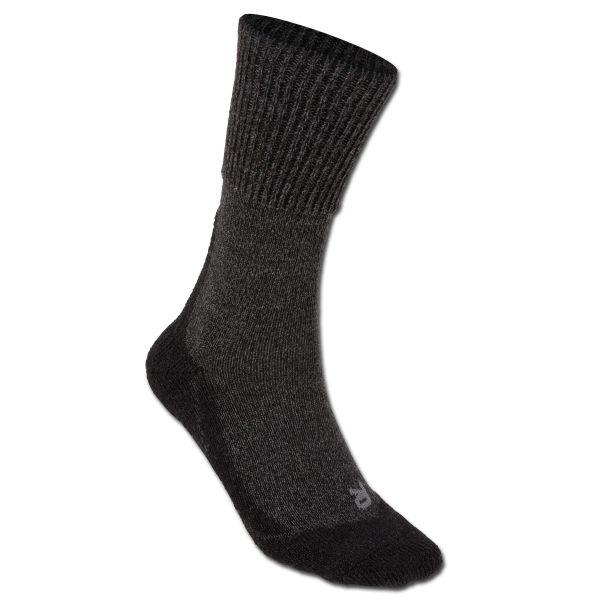 Falke Socks Men TK1 Wool charcoal gray