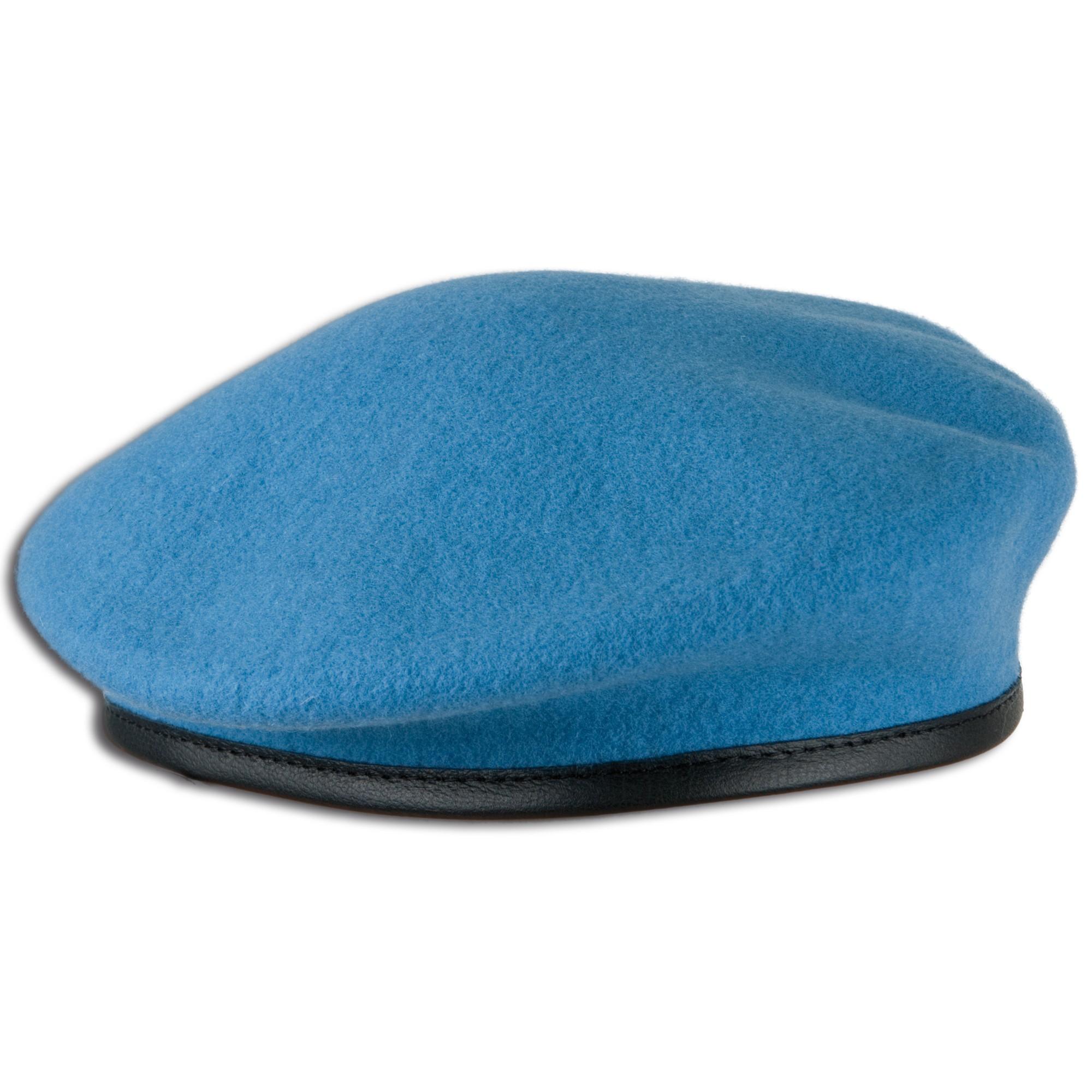 Commando Beret UN blue