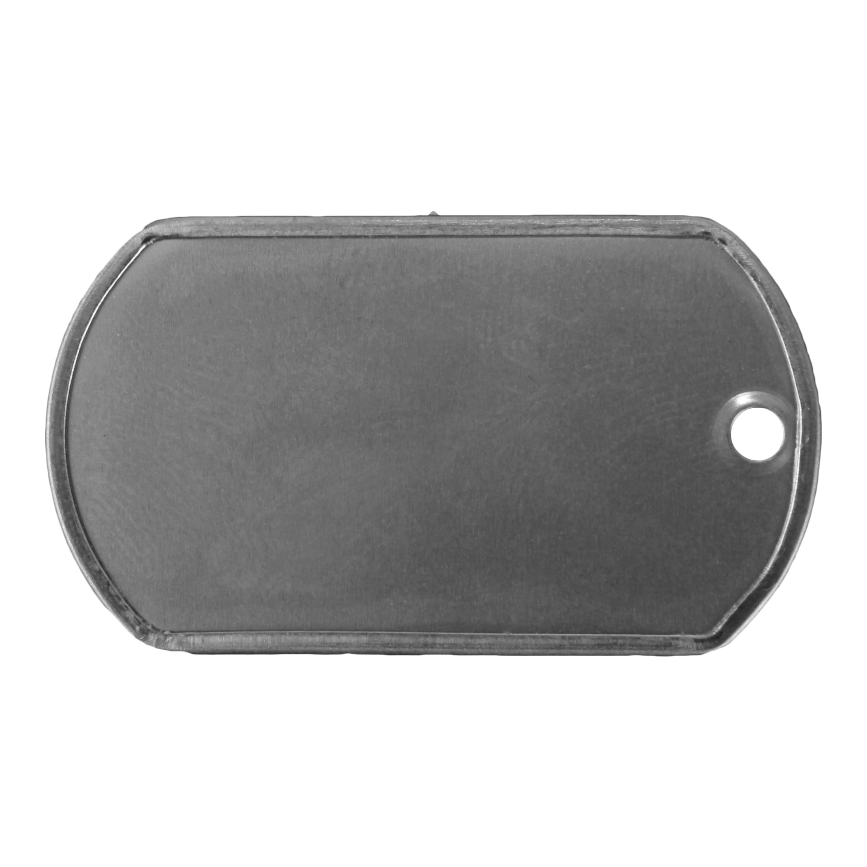 I.D. Tags U.S. Dog Tags Stainless Steel