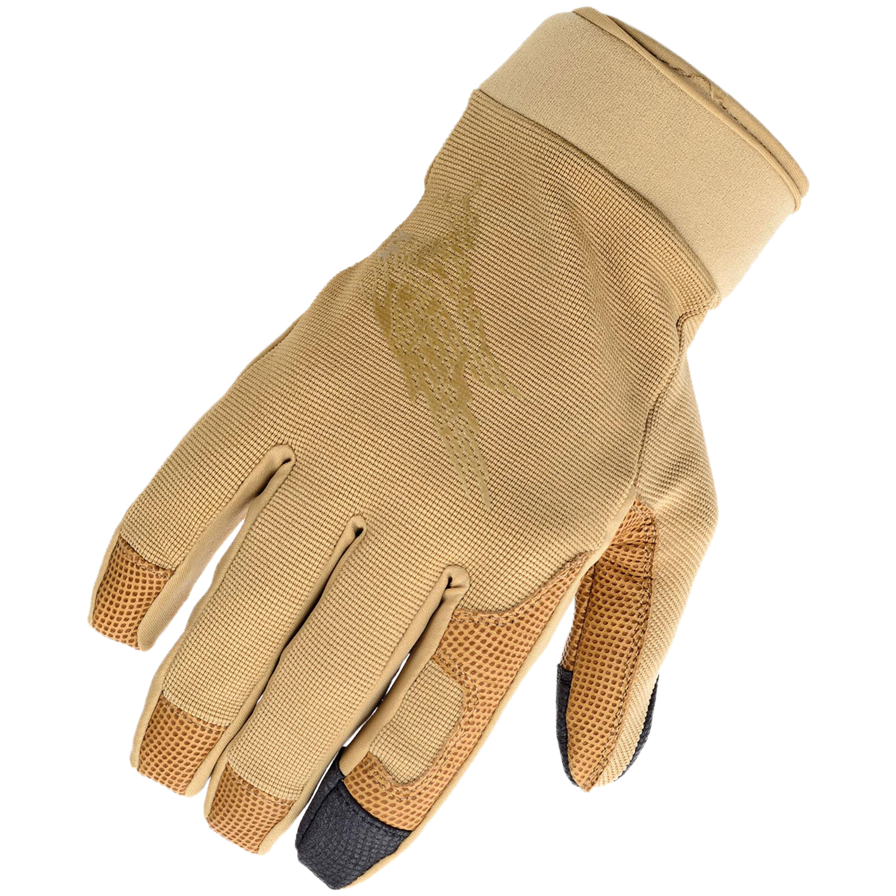 Defcon 5 Gloves Amara Leather coyote