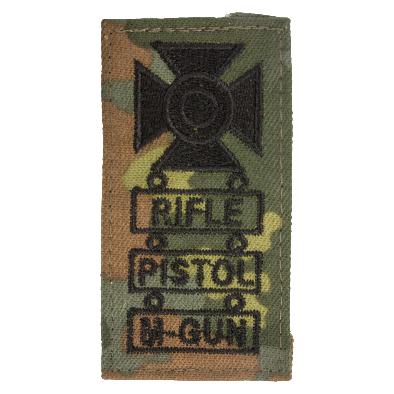 Marksmanship Badge Expert Rifle/Pistol/MG Textile