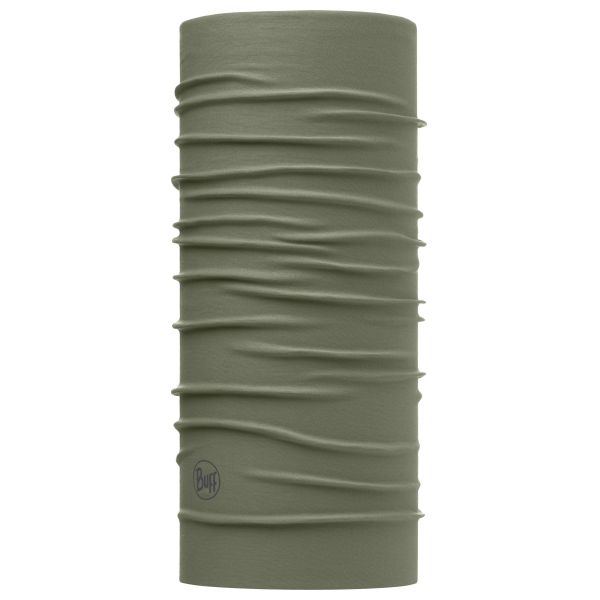 Buff Tube Scarf UV Insect Shield Solid dusty olive