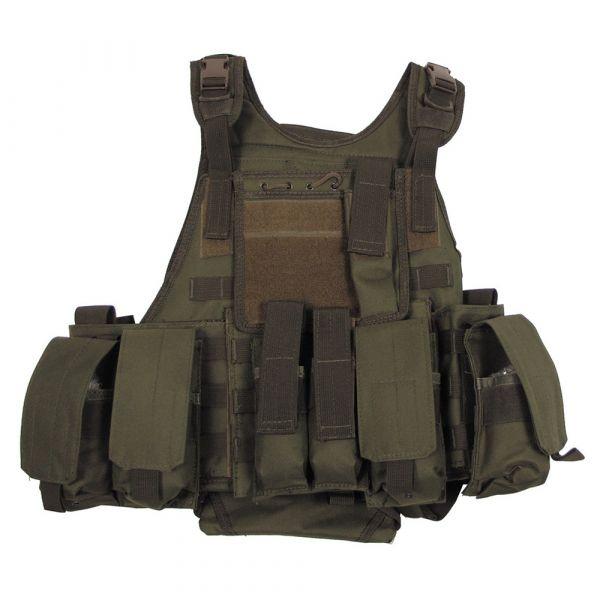 MFH Ranger Tactical Vest olive