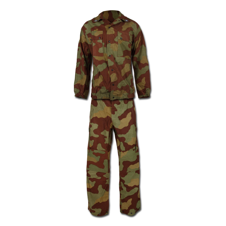 Italian Army Camouflaged Duffle Bag