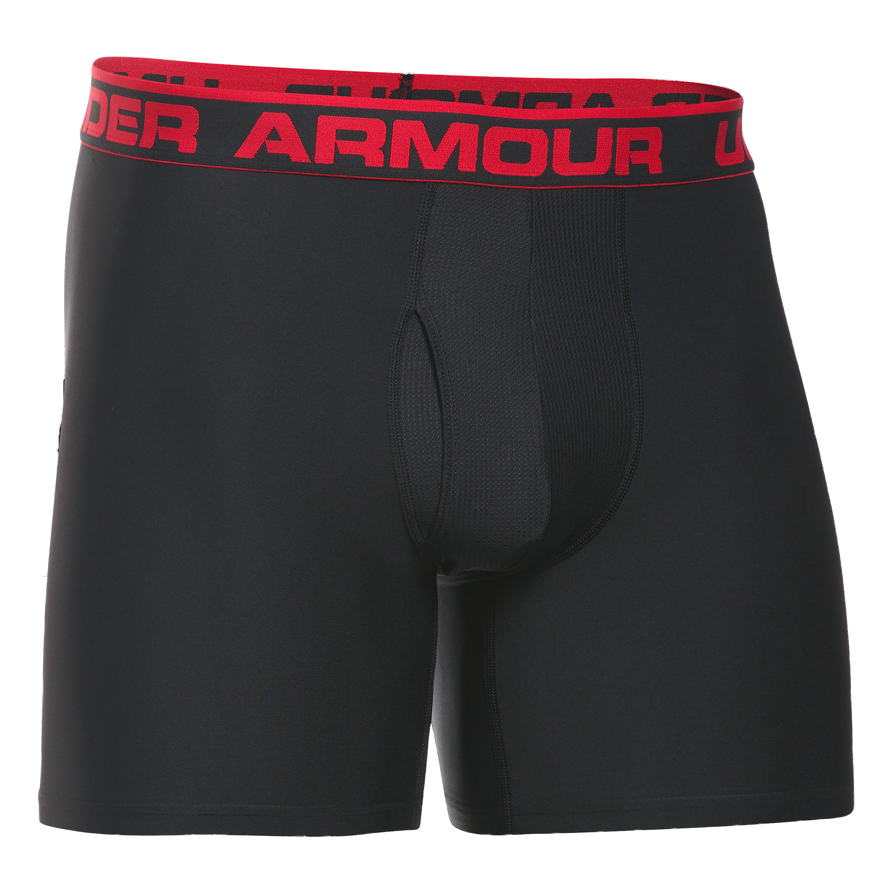 Under Armour Boxer Shorts O Series 6 2er Pack black
