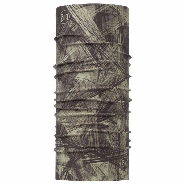 Buff Tube Scarf Coolnet UV+ Insulated hashtag moss green