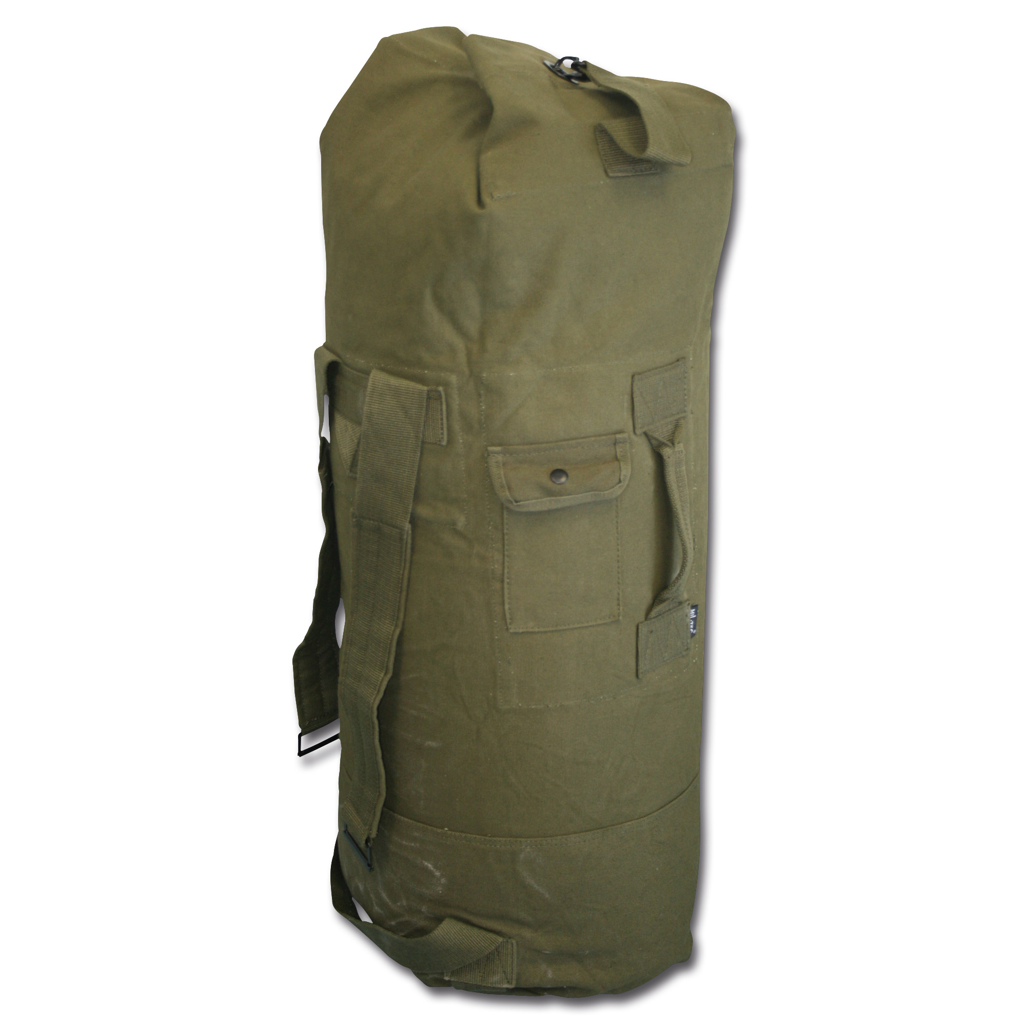 U.S. Duffle Bag Canvas olive green