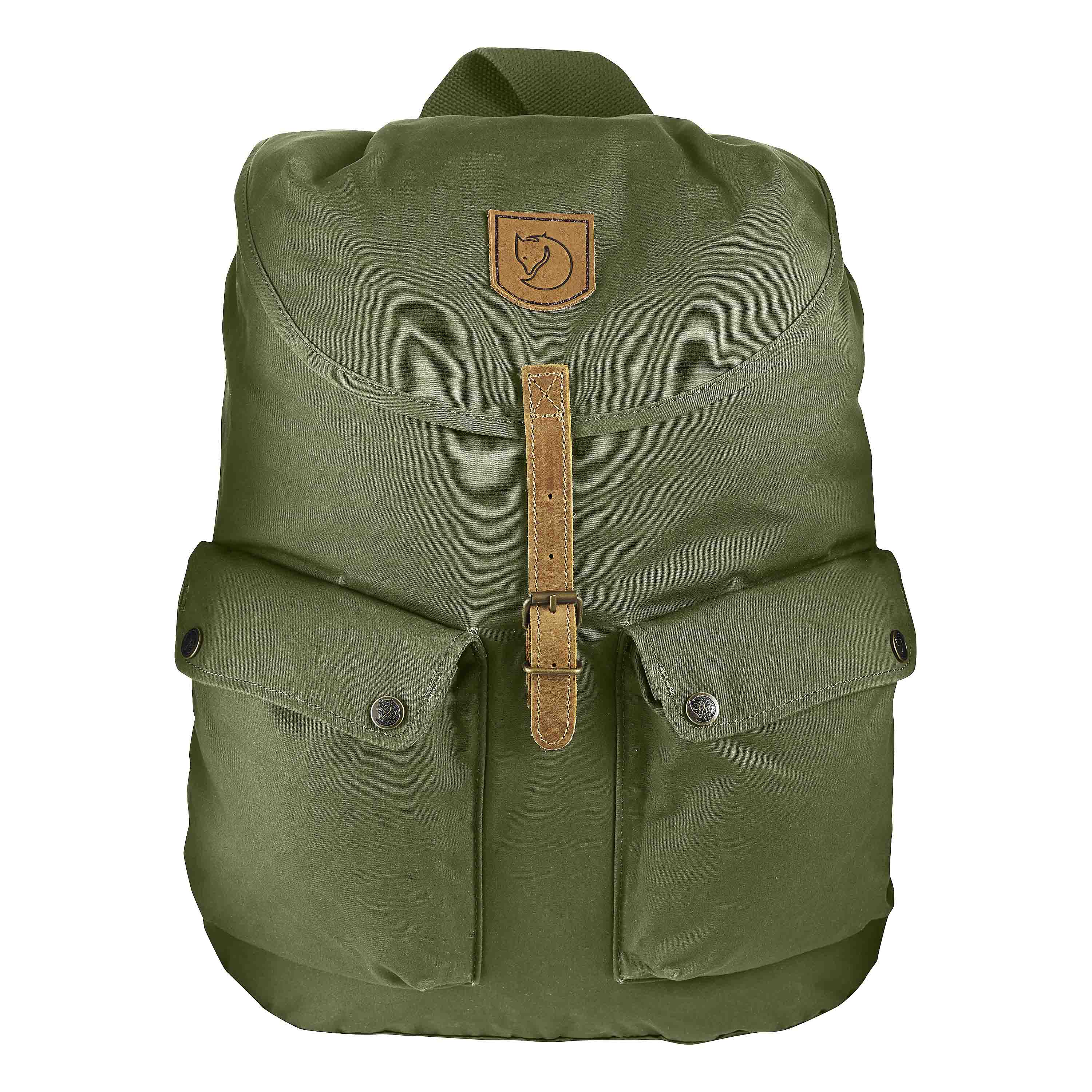Fjällräven Backpack Greenland green