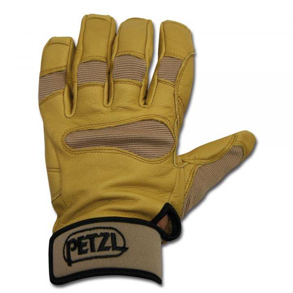 Gloves Petzl Cordex Plus khaki