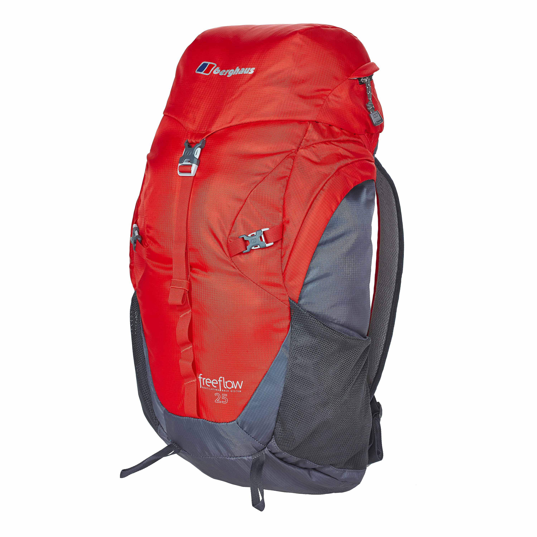 Berghaus Backpack Freeflow II 25 L red/gray