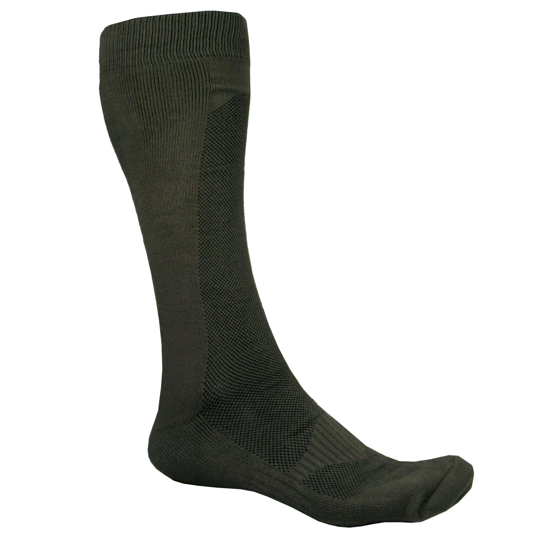 Boot Socks Coolmax olive green