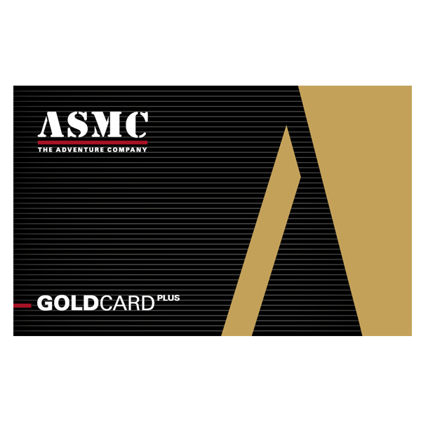 ASMC GOLD CARD PLUS