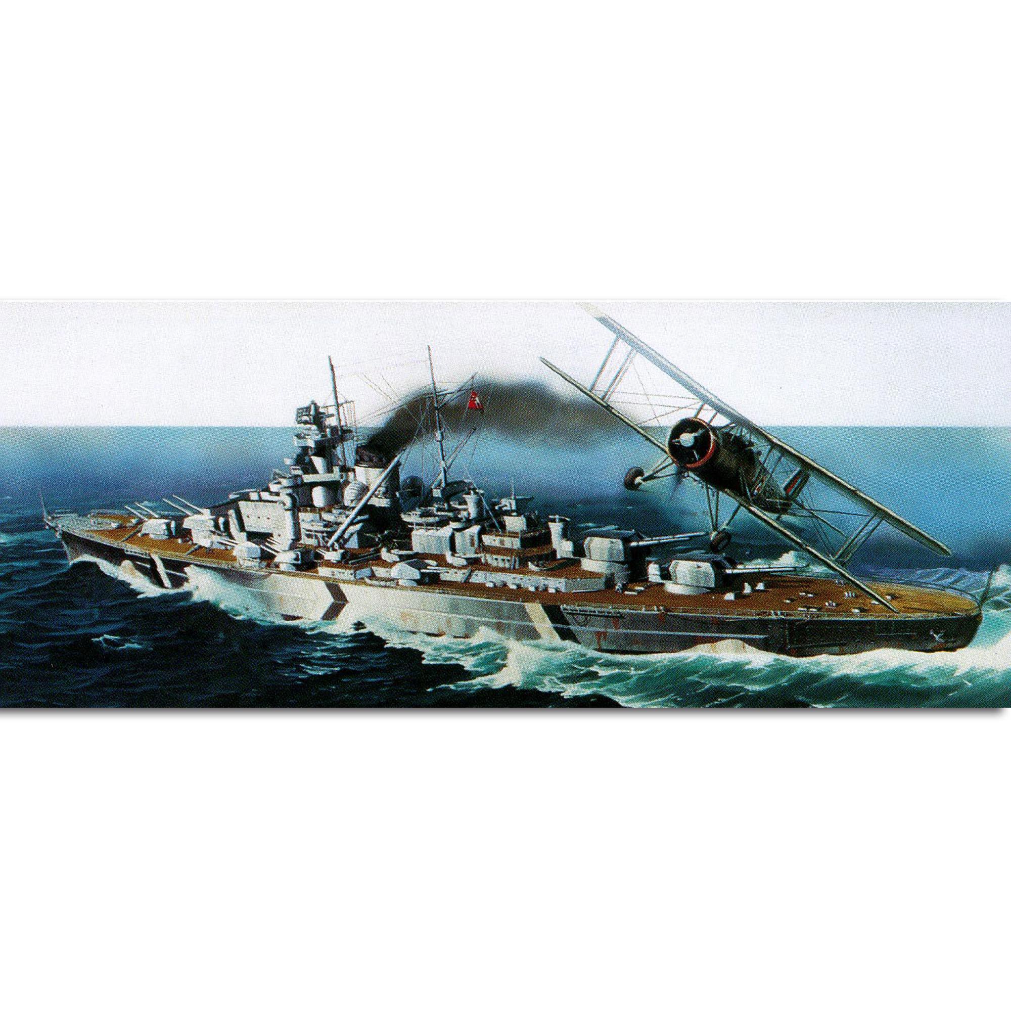 Revell Bismarck II