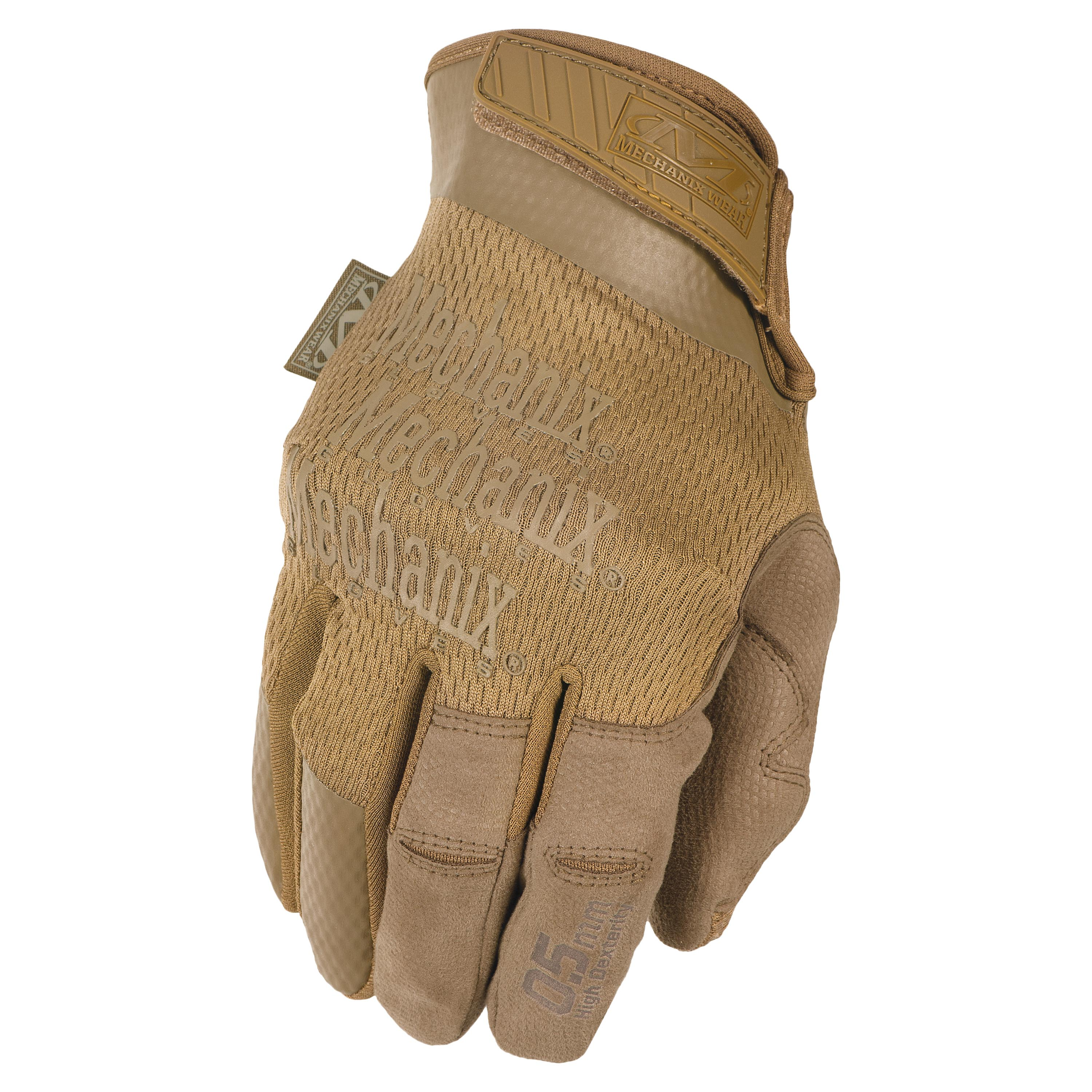 Mechanix Wear Gloves Specialty 0.5 mm coyote