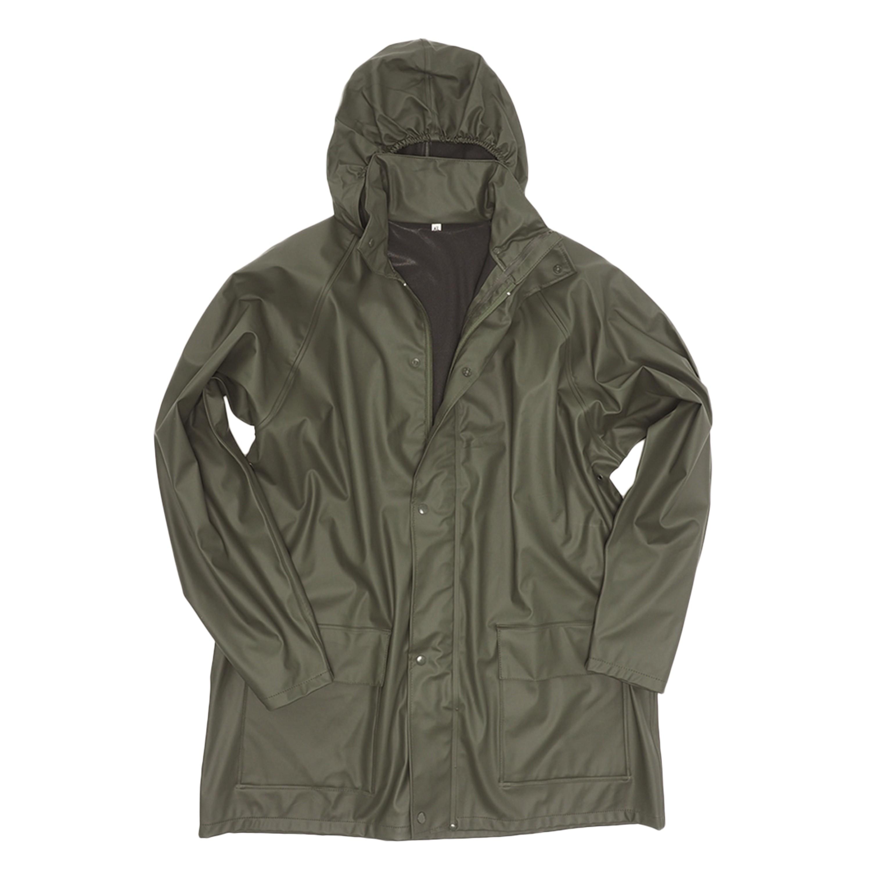 Rain Jacket Polyester olive